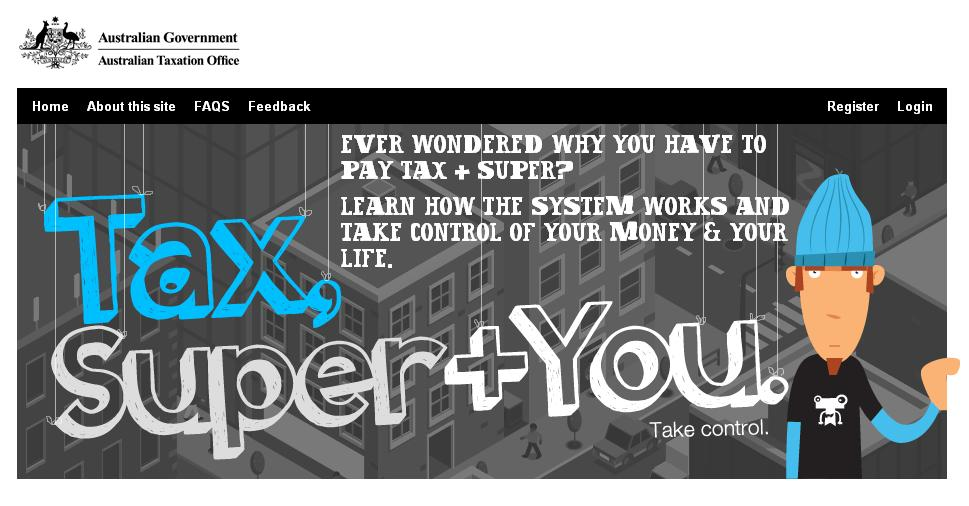 tax super and you